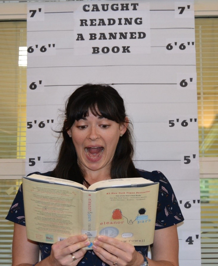 Banned Books Week - Del Rio
