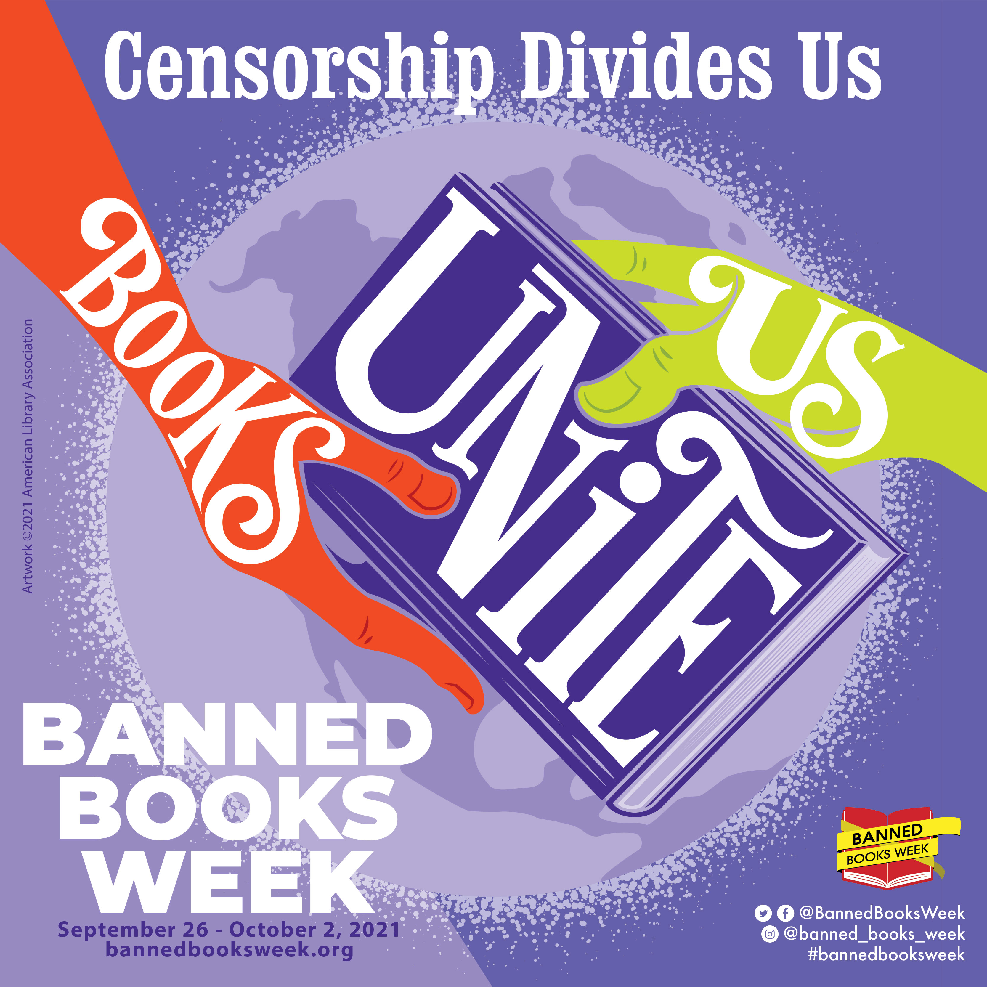 Banned Books Week - Eagle Pass