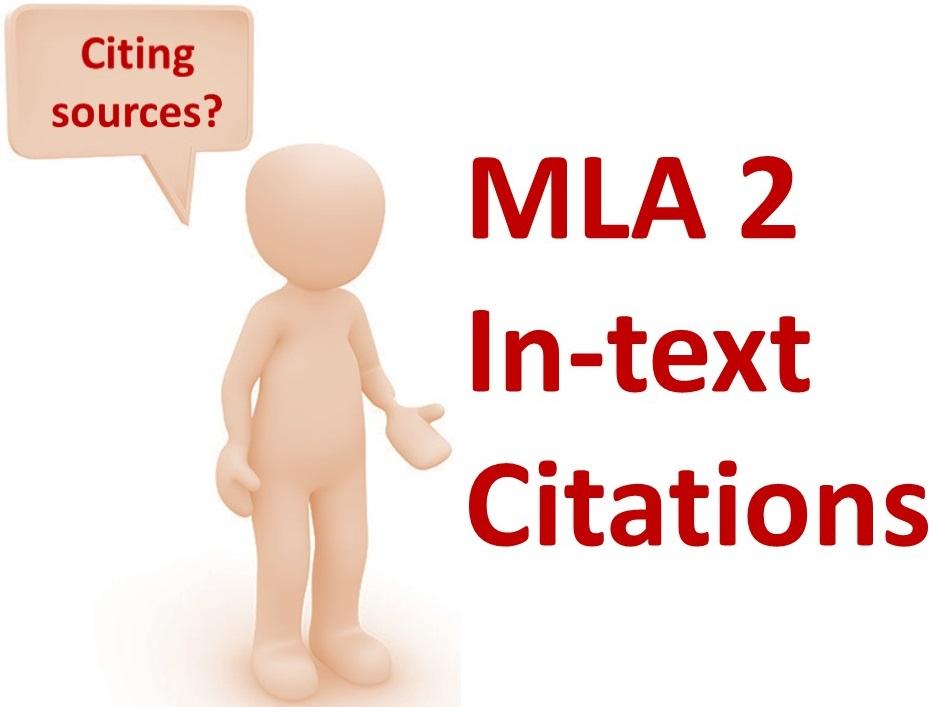 MLA 2 In-text Citations -- Del Rio -- Wed 4:00 -- Apr 8