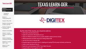 Texas Learn OER